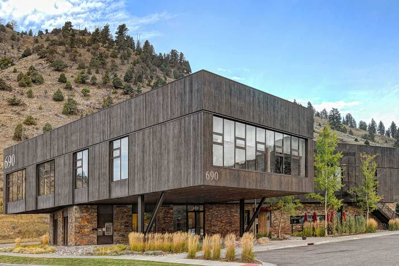 commercial landscaping jackson hole wyoming