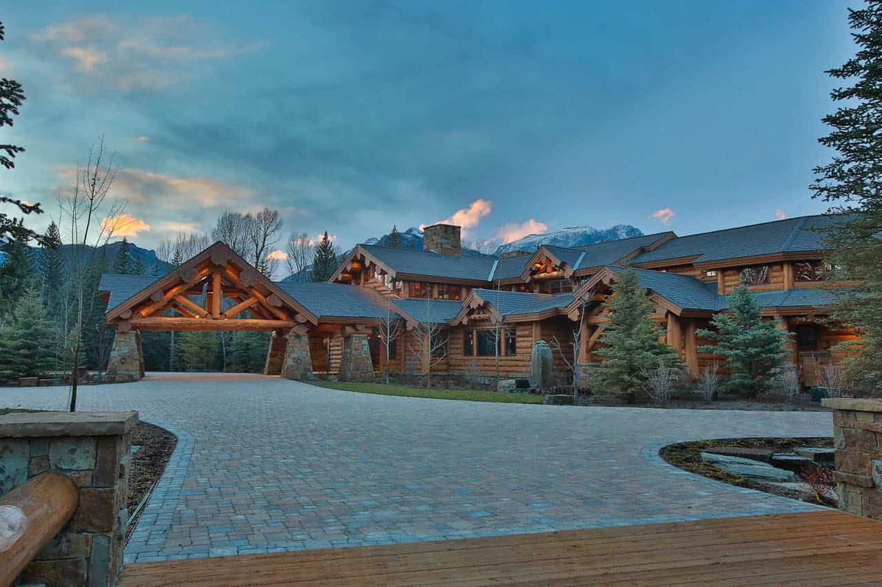 residential landscaping jackson hole wyoming